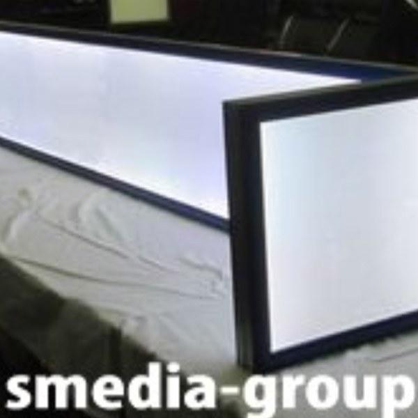 новый вид тонких световых панелей Фреймлайт